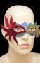 Máscara Flor Holográfica