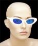 Óculos Gatinho Neon